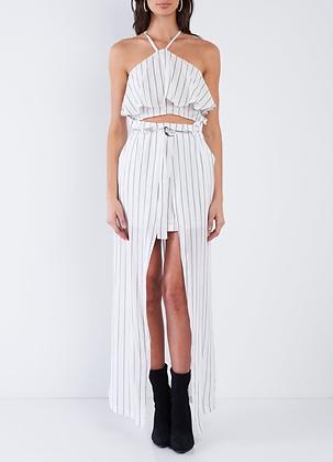 Cori Crop Skirt Set