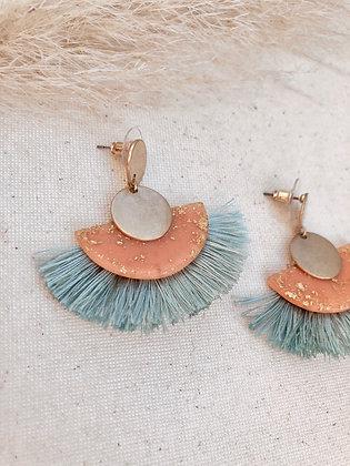 Alice Fringe Earrings