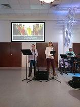 Worship, Praise Band, youth singing, live music