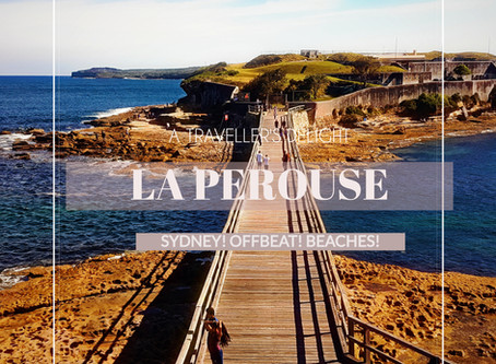 La-Perouse: Captain Cook's Landing Place