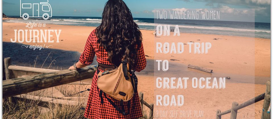 Great Ocean Road - Two Women, few Adventures and an amazing Roadtrip