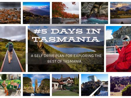 Explore the best of Tasmania in 5 days