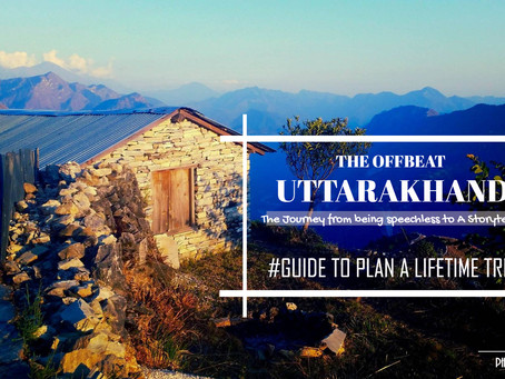 Offbeat Uttarakhand -  for the love of Mountains, trails, people, rural stays