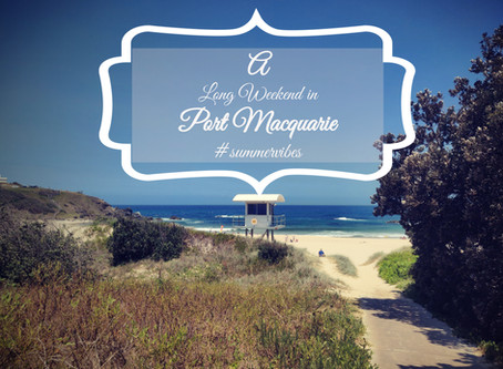 Port Macquarie: Good experiences in a bad weather