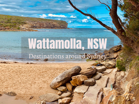 Wattamolla, NSW - A must do day trip around Sydney, NSW, Australia