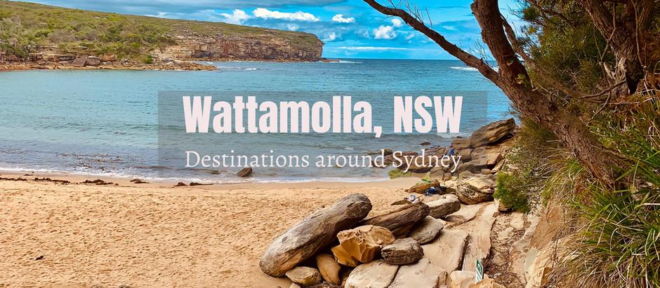 Wattamolla, NSW - A must do day trip around Sydney, NSW, Australia