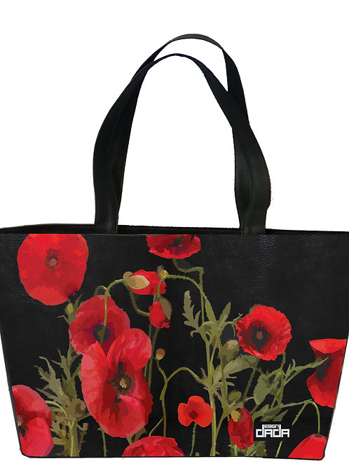 "Shopper ""Poppies"""