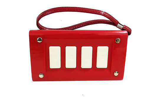 """Switch bag"" - red"