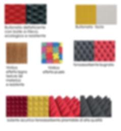 Materiali sostenibili per l'eco-design.