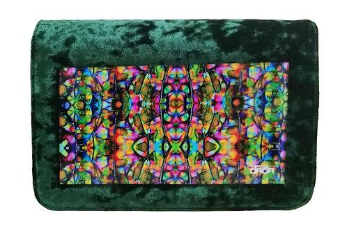 "Frame bag model ""Colorful nature"" - VELVET version"