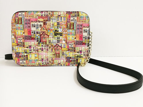 "Pochette ""Colorful architectures"""