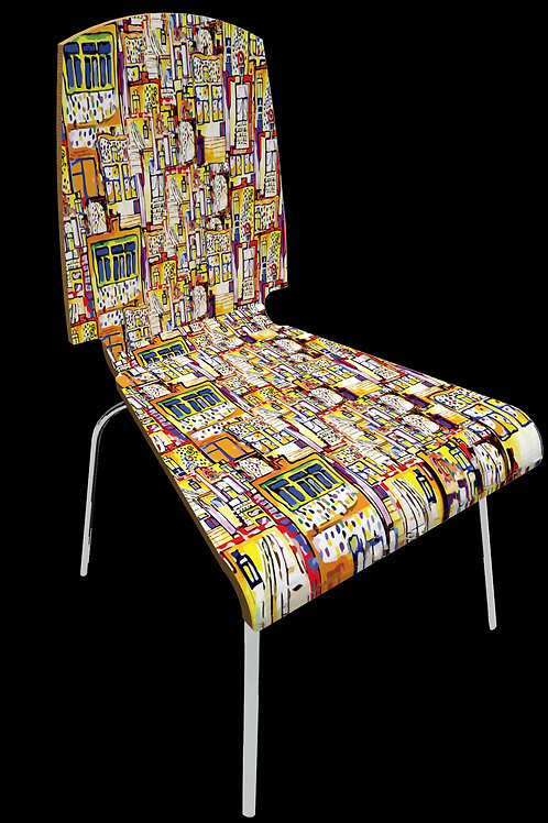 "Personalized chair ""Windows"""