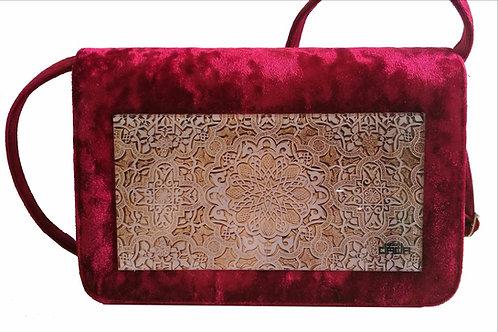 """Frame bag model """"Islamic"""" - VELVET version"""