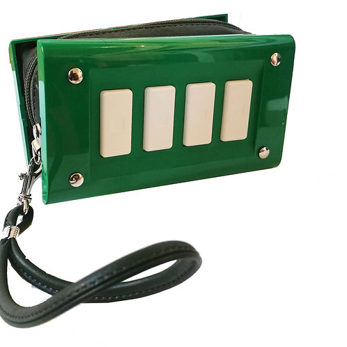 """Switch bag"" - light green"