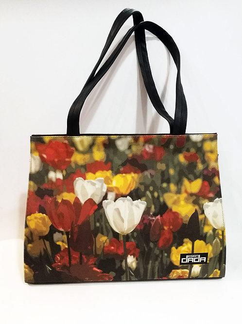 "Classic Shopper ""Tulips"""