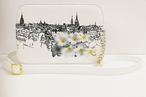 "Pochette ""City flowers Palermo"""