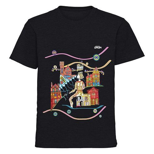 "T-shirt man ""In praise of dreams"""
