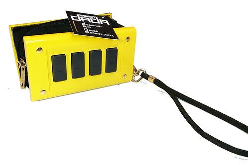 """Switch bag"" - yellow"