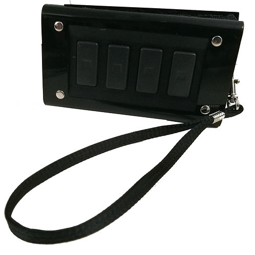 Switch bag - total black
