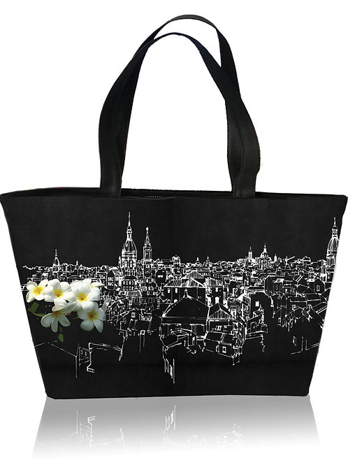 "Shopper ""City flowers Palermo"""