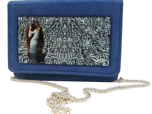 """Frame bag model """"The kiss"""""""