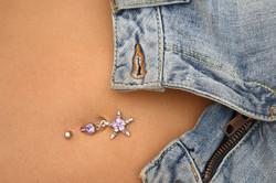 piercing donna ombelico