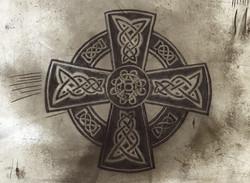 tattoo croce celtica