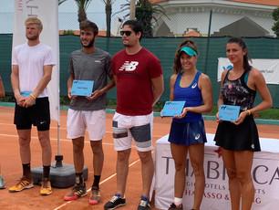 Zwei erfolgreiche Turniere in Tabarka