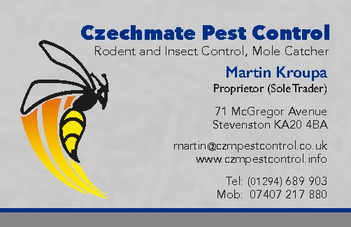 Rodent control services: removal of squirrels, rats and mice in Glasgow City, Renfrewshire, Dunbartonshire, Inverclyde, Lanarkshire and Ayrshire