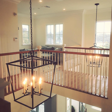 Private Residence Chandelier