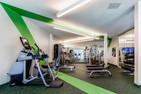 Gym Lighting and Equipment Power