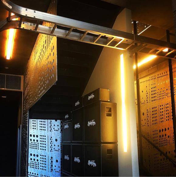 Music Studio Lighting