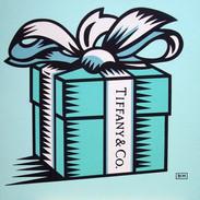Burton Morris Tiffany Box