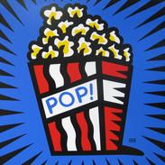 Burton Morris Popcorn
