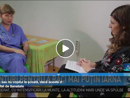 Dr. Valeria Herdea: Când ducem și când nu ducem copiii în colectivitate
