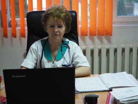 Medici de familie implicati – Dr Margareta Logigan