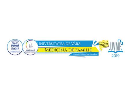 Universitatea de Vara de Medicina de Familie