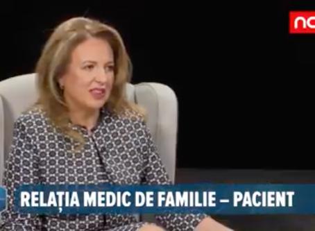 Cum ar trebui sa arate relatia cu medicul de familie?