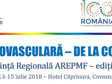 Conferinta regionala PREVENȚIA CARDIOVASCULARĂ – DE LA COPIL LA VÂRSTNIC
