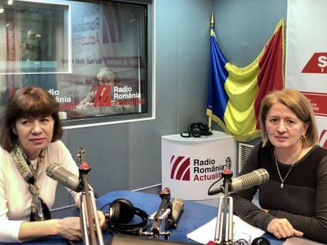 Premiu AREPMF oferit realizatoarei Maria Toghina