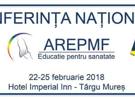 Conferința Națională a Asociației Române pentru Educație Pediatrică în Medicina de Familie (AREPMF)