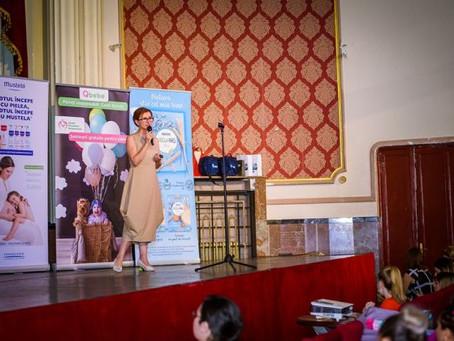 Dr. R. Ghionaru: diversificarea este un parteneriat pe care il construim cu copilul, nu o obligatie