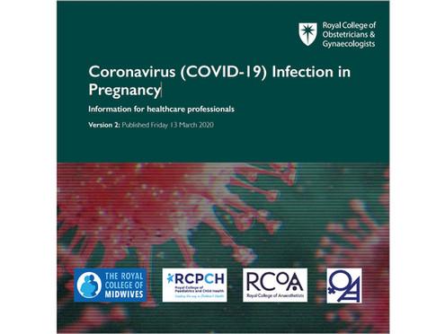 Coronavirus (COVID-19) Infection in Pregnancy