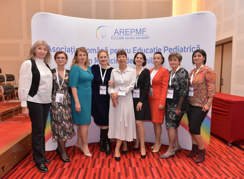 Comunicat Post Eveniment Conferinta AREPMF dedicata Zilei Internationale a Drepturilor Copilului