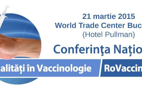 Conferinta RoVaccin