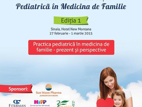 Programul Conferintei Nationale a AREPMF – Sinaia 2015