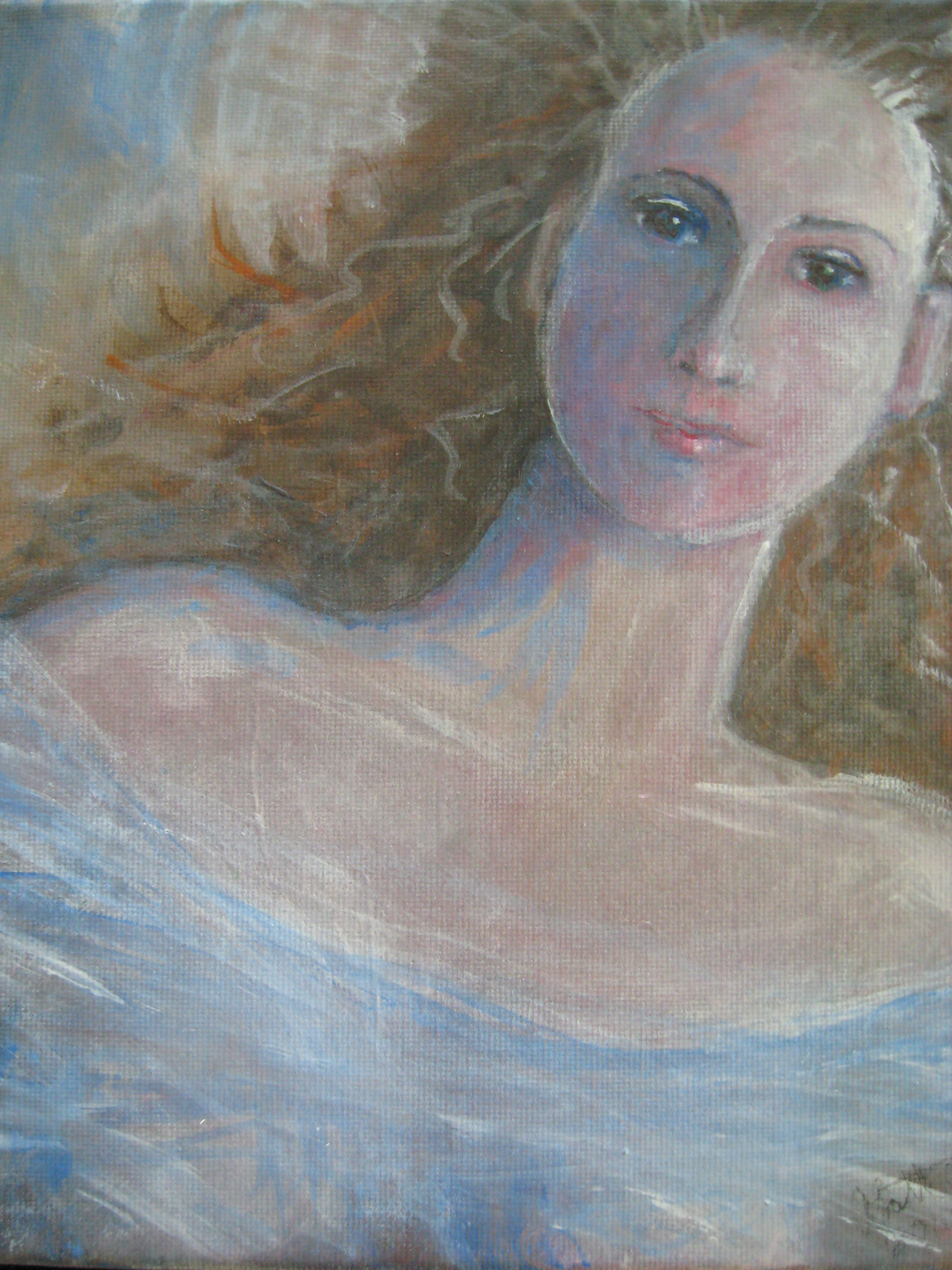 Face Of An Angel - SOLD