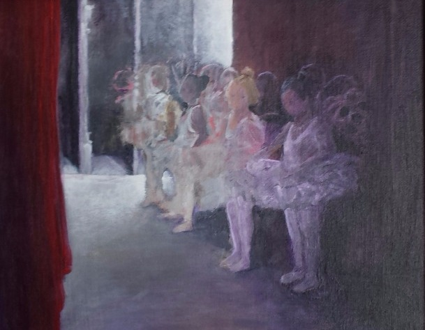In The Wings - SOLD