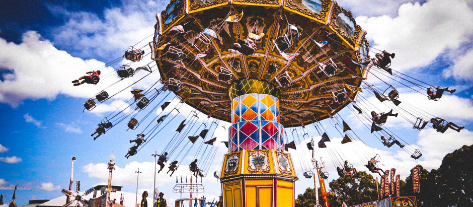 APRIL 1ST-12TH: EASTER SHOW