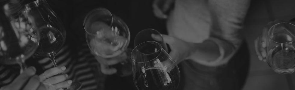 Winery Marketing Background Glasses Peop
